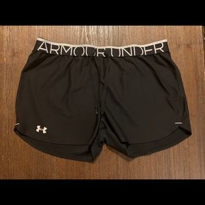 Under Armour Semi-Fitted Shorts